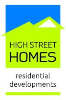 high street homes logo